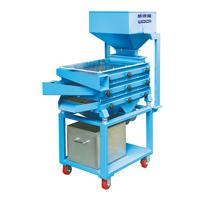 De-Powder Machine(Three Layers)