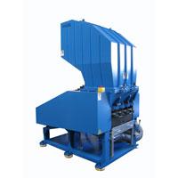 Das leistungsstarke Kunststoff-Crusher ist wichtiger für die Zerkleinerung der verschiedenen Läufern, Angüsse und defekte Produkte aus Kunststoff-Spritzgießmaschine.